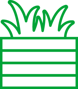 Nádoby na zeleň
